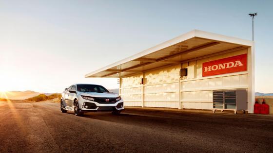 2017 Honda Civic wallpaper