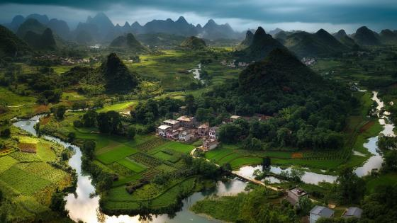 Guilin (China) wallpaper
