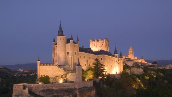 Alcazar de Segovia (Segovia Fortress) wallpaper