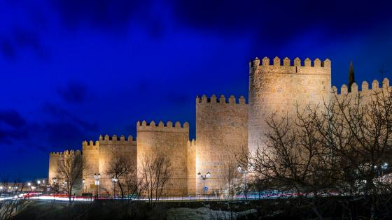 Murallas de Avila (Walls of Avila) wallpaper