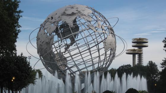Unisphere wallpaper