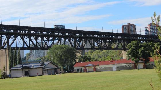 High Level Bridge wallpaper
