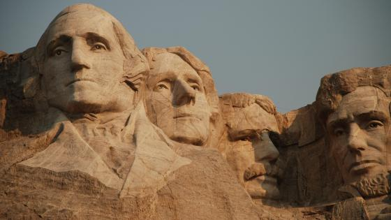 Mount Rushmore wallpaper