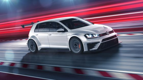 Volkswagen Golf GTI TCR wallpaper