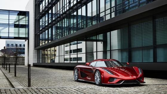Koenigsegg Regera wallpaper