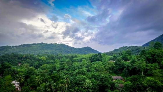 High Mountains - Sri Lanka wallpaper
