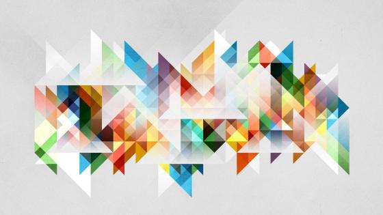 Angles wallpaper