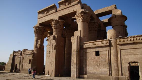 Temple of Kom Ombo wallpaper