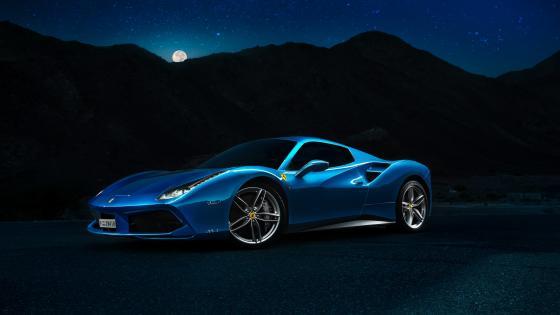 Ferrari 488 wallpaper