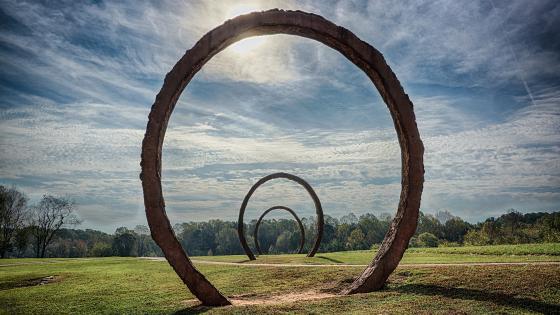 Gyre Rings wallpaper
