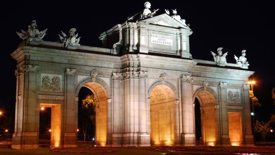 Puerta de Alcalá wallpaper