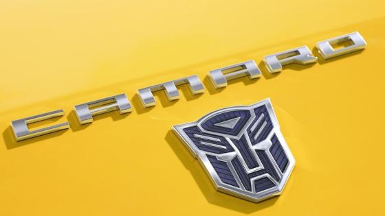 Transformers Edition Chevrolet Camaro wallpaper