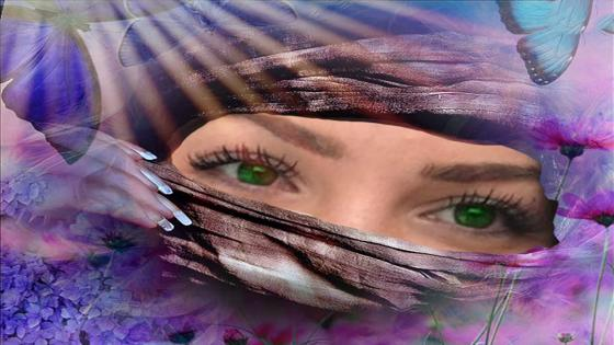 Eyes 👁️👁️ wallpaper