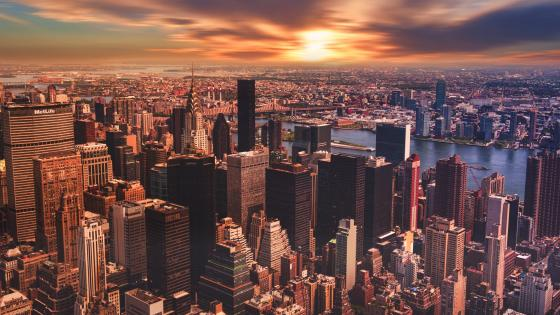 Manhattan, New York City wallpaper