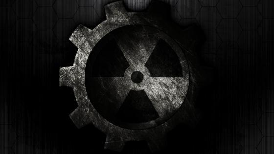 Radiactive wallpaper