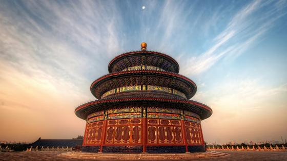 Temple of Heaven, Beijing wallpaper