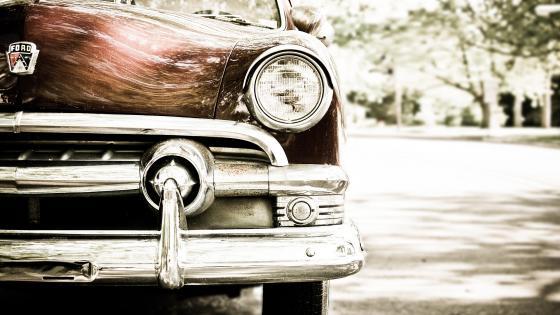 Vintage Ford wallpaper