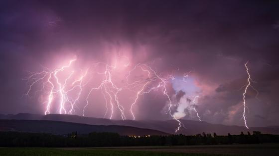 Thunderstorm 🌩️ wallpaper