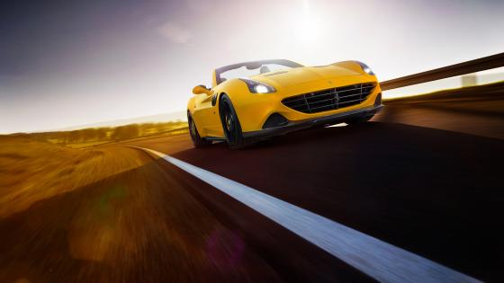 Ferrari California T wallpaper