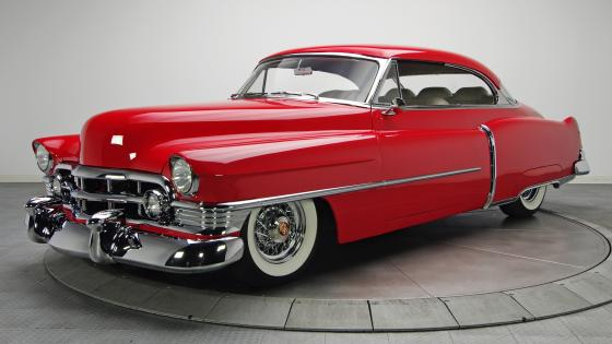 1950 Cadillac wallpaper