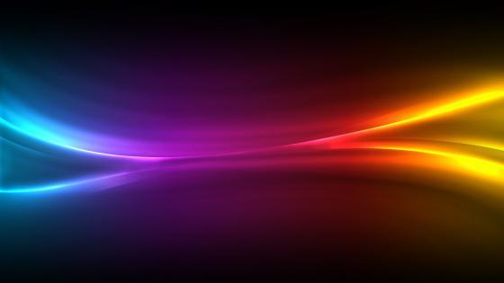 Neon lights wallpaper