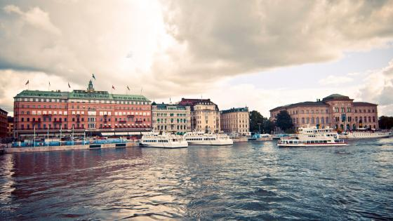 Stockholm (Sweden) wallpaper