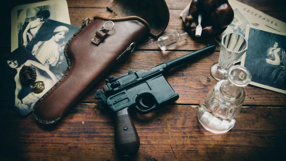 Mauser C96 wallpaper
