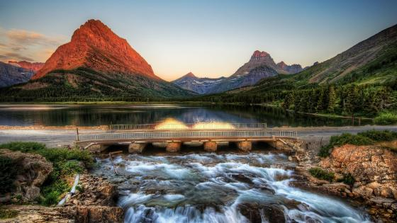 Glacier National Park, Montana wallpaper