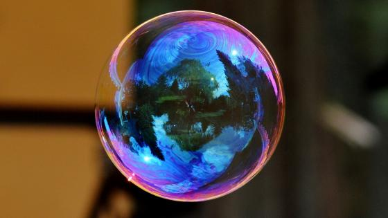 Soap Bubble wallpaper