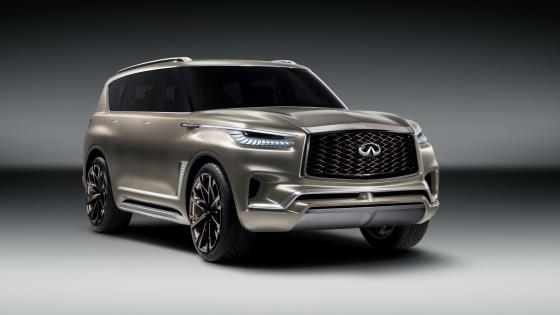 Infiniti QX80 wallpaper