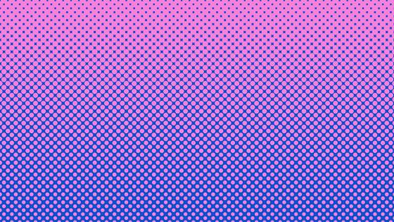 Halftone wallpaper