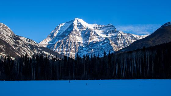 Mount Robson wallpaper