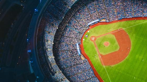 Baseball Ground wallpaper