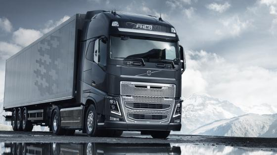 Volvo FH 16 750 wallpaper
