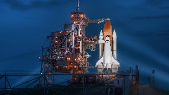 Space Shuttle program wallpaper