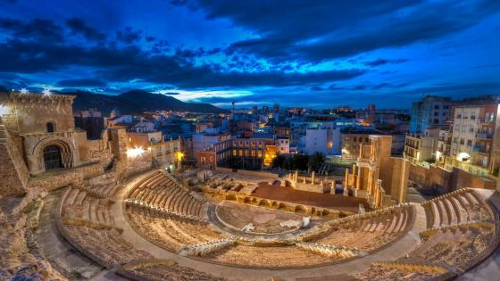 Cartagena (Spain) wallpaper