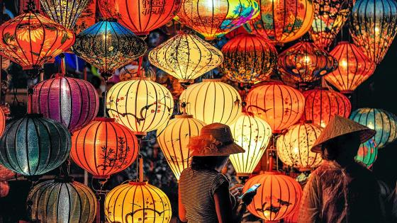 Mid-Autumn Festival In China wallpaper