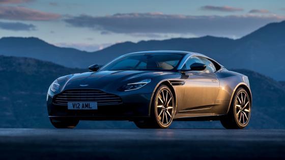 Aston Martin DB11 wallpaper
