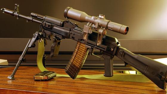 AK-101 wallpaper
