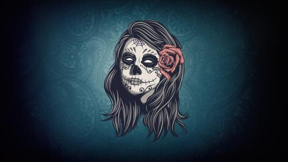 Day of the Dead wallpaper