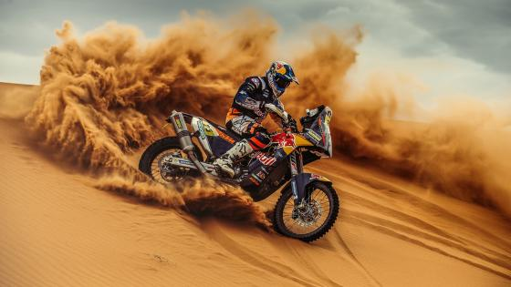 Dakar Rally wallpaper