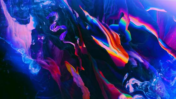 Colorful abstraction wallpaper