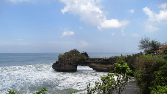 Coast of Bali wallpaper