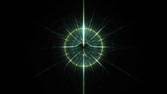 Bane fractal art wallpaper