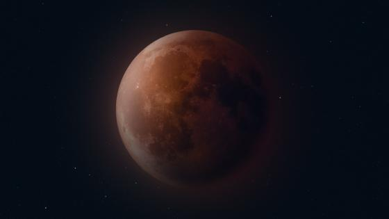 Blood Moon wallpaper