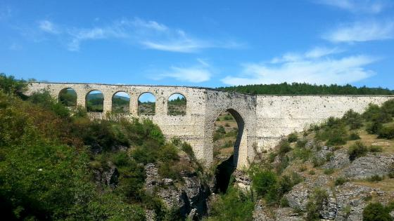 İncekaya Aqueduct (Safranbolu, Turkey) wallpaper