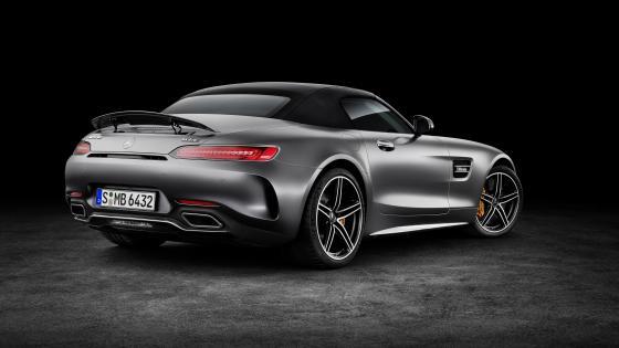 Mercedes-Benz AMG GT Roadster wallpaper