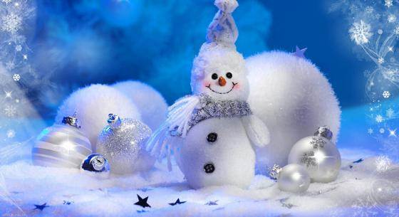 Happy winter wallpaper