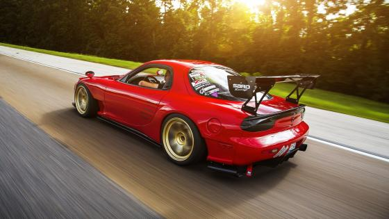 Mazda RX-7 wallpaper