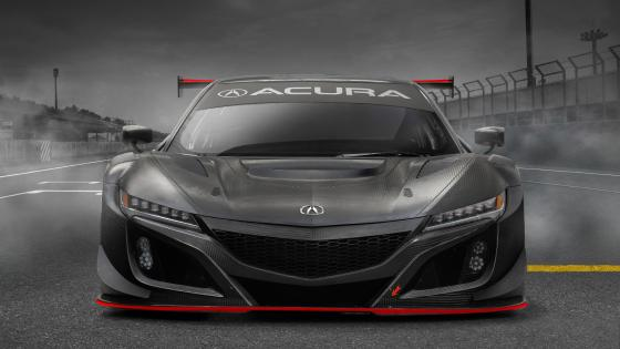 2019 Acura NSX GT3 wallpaper